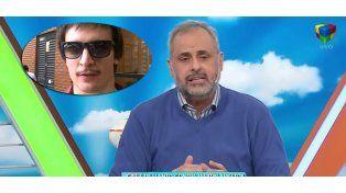 Jorge Rial tapó con diario a Martín Amestoy: Yo no quise que formes parte de Intrusos