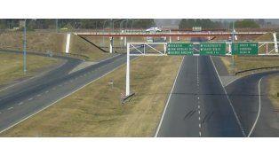 Hubo 40 denuncias de robos en el peaje de la Autopista en lo que va del año