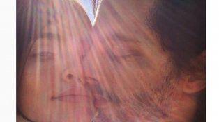 Eva de Dominici confirmó su noviazgo con Joaquín Furriel