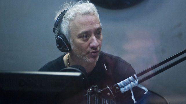 AndyKusnetzoff dialogó en vivo con el protagonista de la dramática historia.