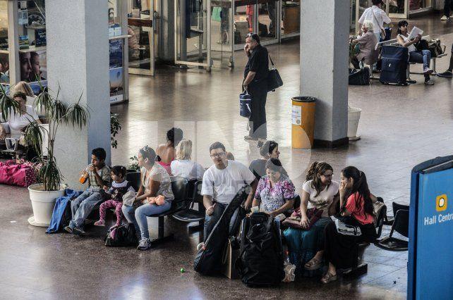 La Terminal de Ómnibus de Santa Fe