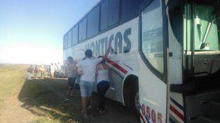 Problemas. El autor del proyecto quiere evitar que los pasajeros queden varados en las rutas de la provincia.