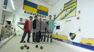 Necochea Bochas Club: Buenos muchachos