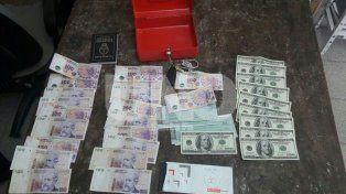 Sauce Viejo: aprehendieron a cuatro ladrones y les secuestraron elementos robados