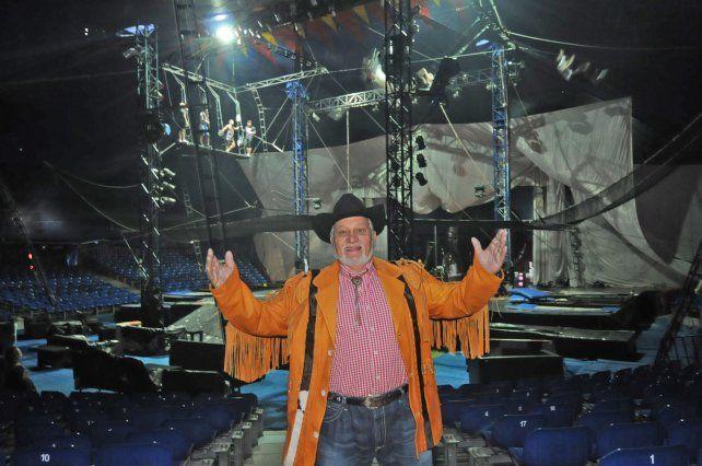 Servián: cómo se gestó el circo que hace más de 20 años recorre el país