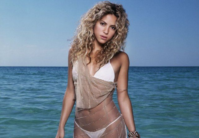 La foto de Shakira que desató una polémica en las redes sociales