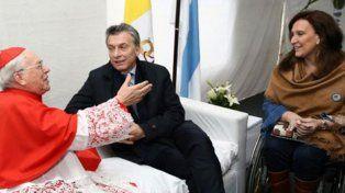 Macri pidió erradicar la corrupción, en el cierre del Congreso Eucarístico Nacional
