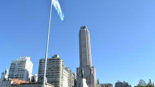 Este lunes Macri y Lifschitz participarán de los festejos por el Día de la Bandera Nacional