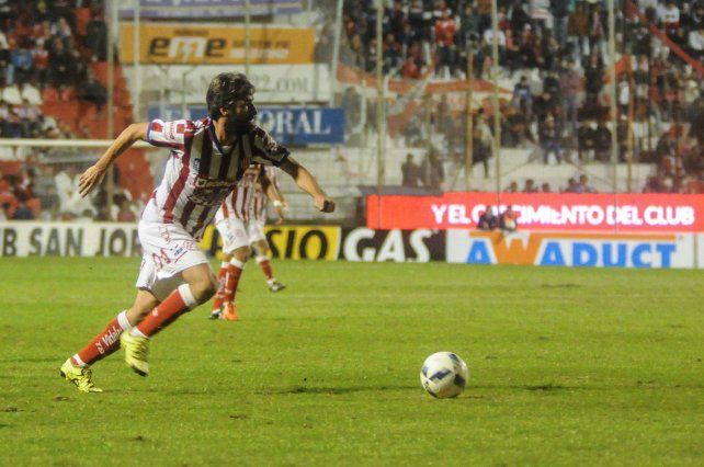 Diego Villar es uno de los pocos jugadores experimentados que permanecen en el plantel Tatengue.