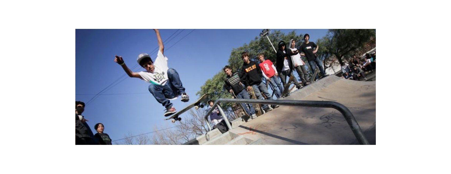Día Internacional del Skate: los skaters santafesinos celebran en Candioti Park