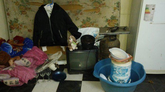 Detuvieron en Helvecia a dos ladrones que saquearon una vivienda