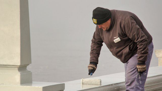 Programa de reconstrucción: El Municipio avanza en la recomposición de plazas, parques y paseos