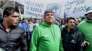 No hubo acuerdo salarial con Camioneros y el gremio anunció medidas de fuerza