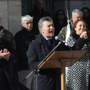 El eslogan. Nos tomó por sorpresa esta arenga del Presidente, dijo Gallo Ambrosis.