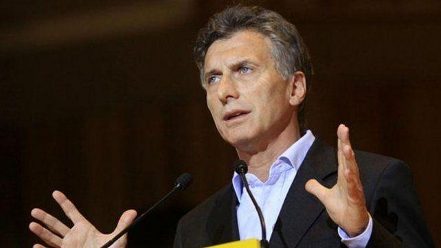 Macri presentó un proyecto de ley de reforma electoral para implementar el voto electrónico