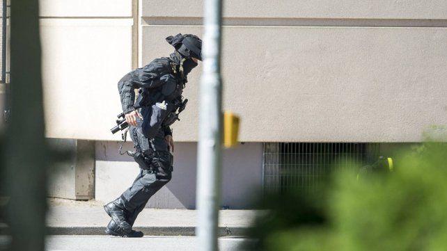 Tiroteo en un cine de Viernheim en Alemania: hay decenas de heridos