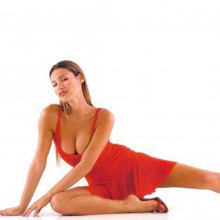 filtran la supuesta foto prohibida de pampita desnuda