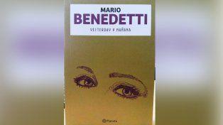 Pedí este viernes la novela de Benedetti