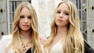 La infartante producción de las gemelas Pozzi: mirá las fotos