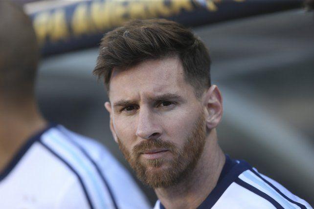 Comunicado: la AFA le respondió a Messi por las durísimas críticas