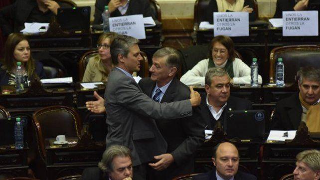Diputados aprobó la ley del arrepentido con el apoyo del oficialismo y sectores de la oposición