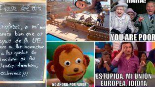 los memes mas divertidos por el #brexit inundaron las redes sociales