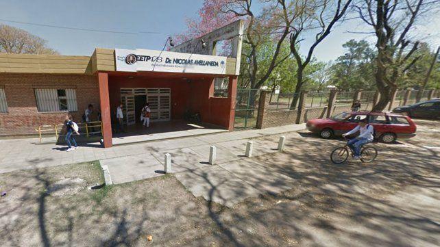 Falsa amenaza de bomba en la escuela Avellaneda: identificaron a dos menores