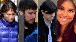 La UIF pidió la detención de los 4 hijos de Báez