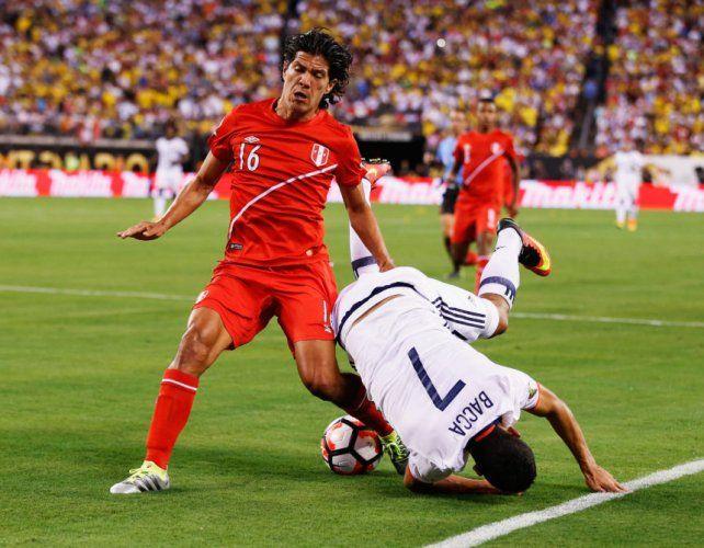 Óscar Vílchez jugó una buena Copa América y es por eso que varios clubes pretenden contratarlo.