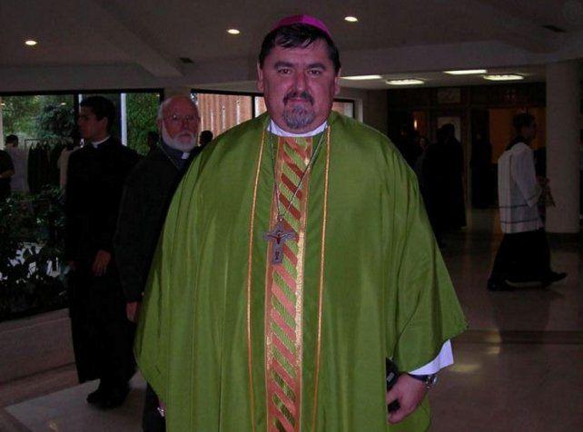 Prelado Ángel José Macín. El escándalo del caso Monzón llegó a las esferas más altas de la Iglesia de