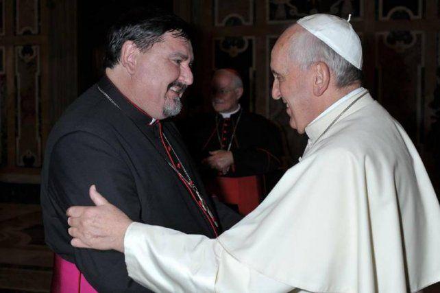 Omisión. El Papa le había pedido a Macín que investigue el grave caso.