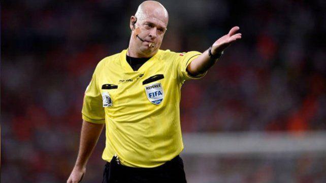 El brasileño Heber Lopes será el árbitro de la definición