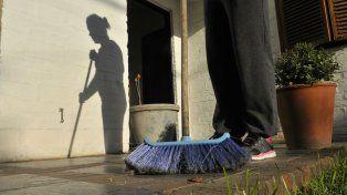 Las empleadas domésticas acordaron un aumento del 33%