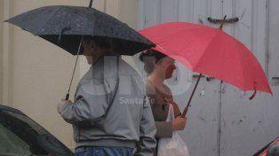 Viernes de lluvias y tormentas para la región