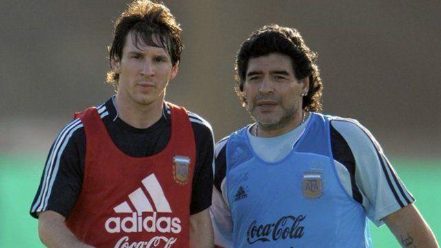 La Pulga puede lograr un título que no consiguió Diego y tampoco Pelé.