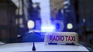 Robaron e hirieron a un taxista en el norte de la ciudad
