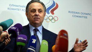 El ministro de Deportes ruso dispuesto a dimitir si su país es excluido de Juegos Olímpicos de Río de Janeiro