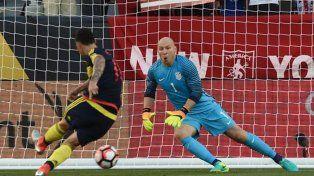 Colombia volverá a medirse con Estados Unidos en esta Copa América (AFP)