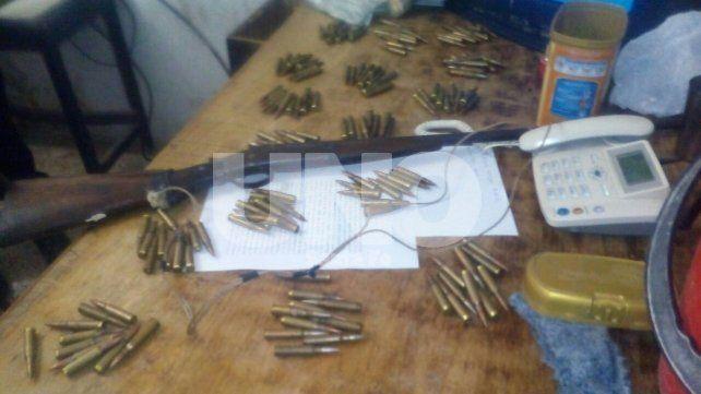 Alto Verde: aprehendieron al agresor de una mujer y le secuestraron un arma