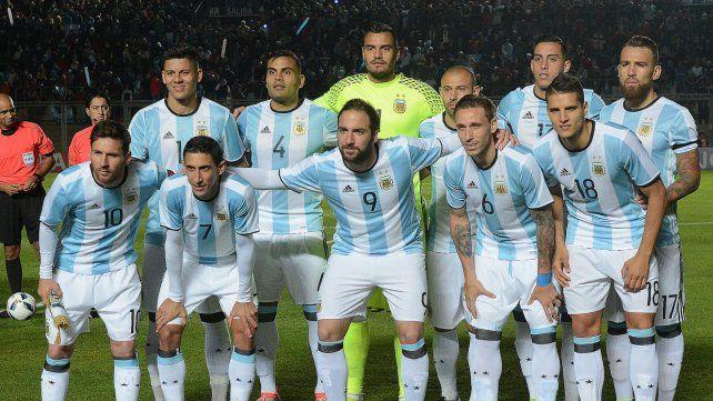 Uno de los titulares de la Selección podría perderse la final por una lesión