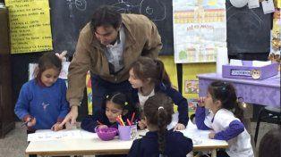 El gobierno nacional construirá ocho jardines de infantes en la provincia