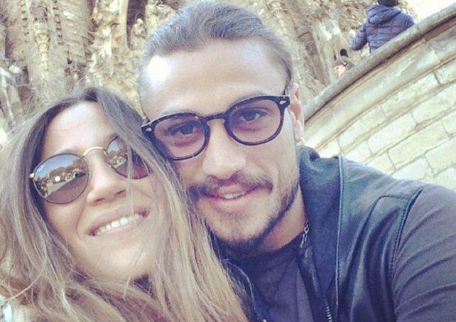 Jimena Barón y Daniel Osvaldo, otra vez separados