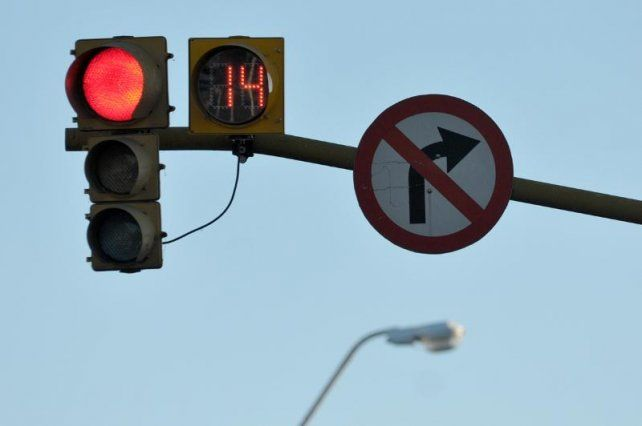 Todos los semáforos de la ciudad tendrán decrementadores