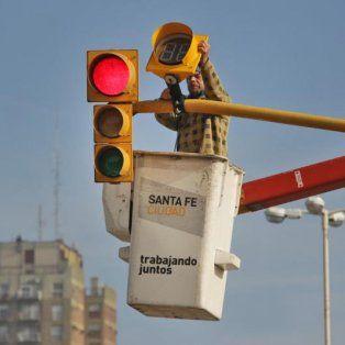 el municipio suma tecnologia en los semaforos