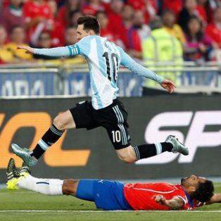 que cambio en un ano: de la argentina finalista de la copa america del 2015 a la del 2016