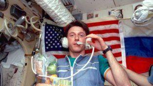El peor choque espacial que vivió un astronauta