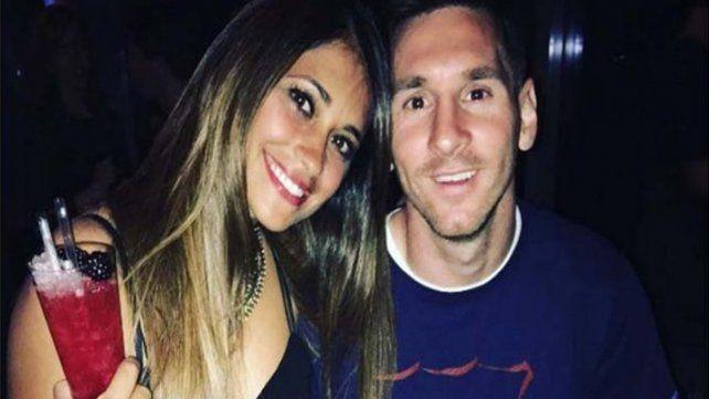 La más linda estuvo junto a Messi en la final