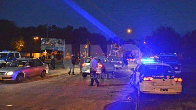 Persecución con tiros y dos ladrones apresados luego de cometer sendos asaltos