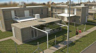 Programa de reconstrucción: El Municipio licita la construcción de viviendas en Nueva Esperanza Este