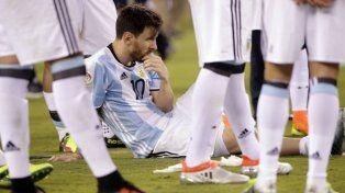 Así lo vio a Messi